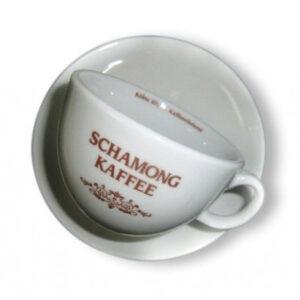 Barista Tasse Schamong Kaffee