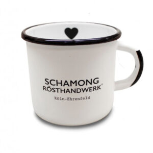 Schamong Emaillbecher