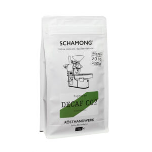 Schamong Espresso Kolumbien Decaf CO2