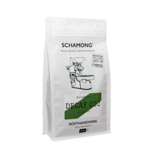 Schamong Schonkaffee Kolumbien Decaf CO2