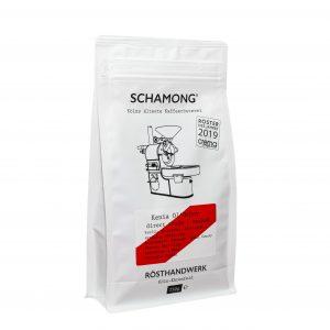 Schamong Kaffee Afrika Kenia Olochoy