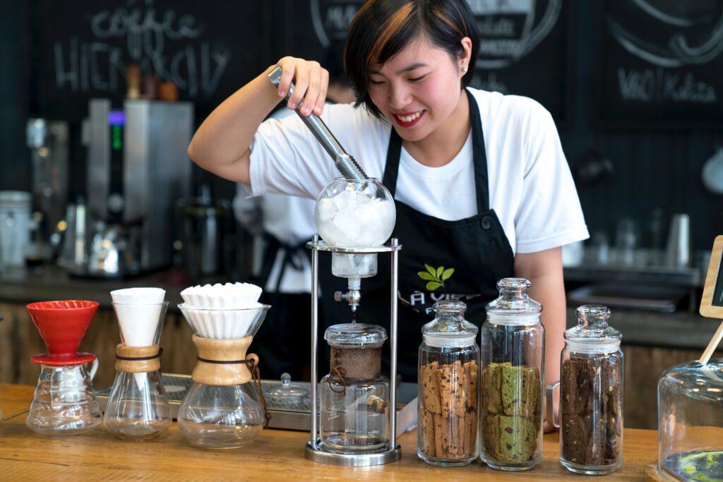 Kaffeeladen zubereitung
