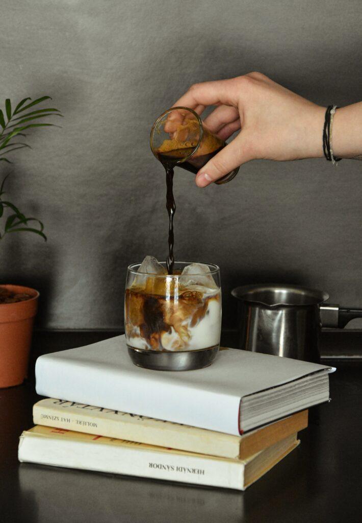 Eiskaffee Zubereitung Rezept