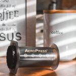 Kaffee zubereiten Aeropress