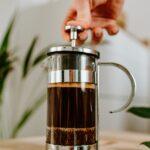 Frenchpress Kaffee zubereiten