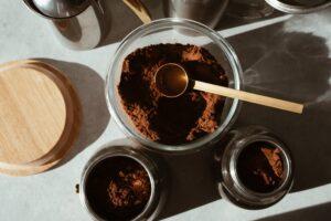 Röstung Kaffee Geschmack